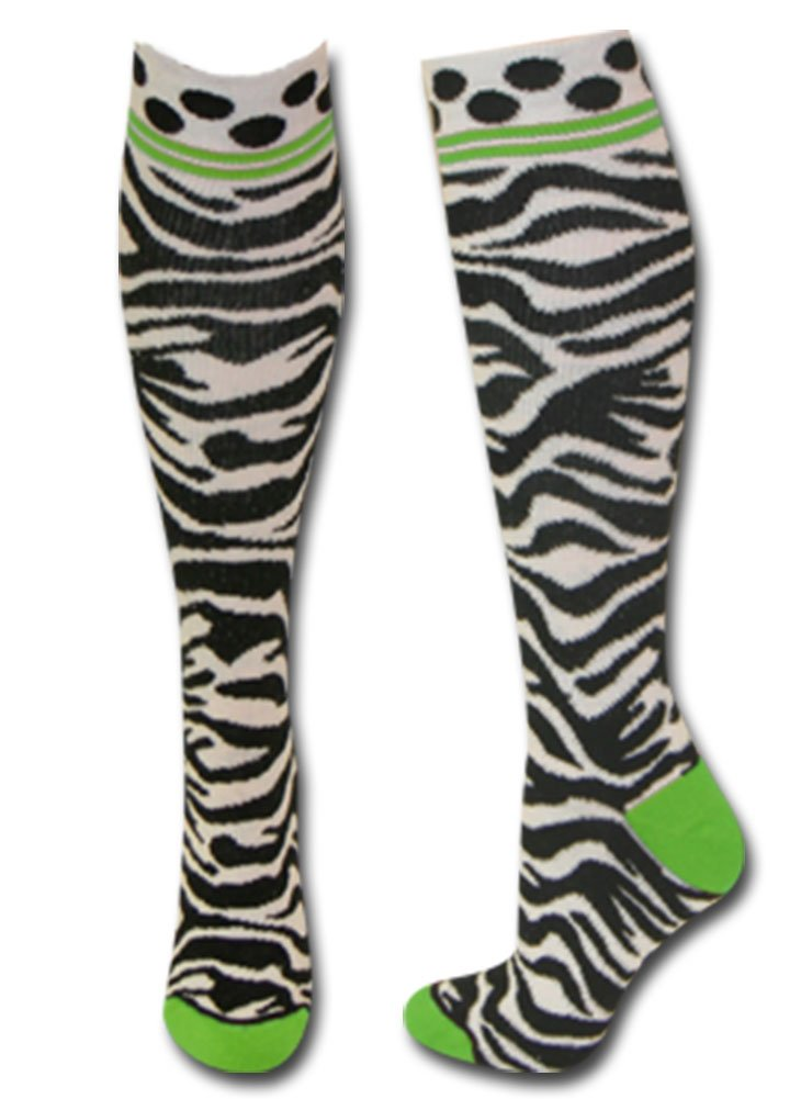 Sports Katz Zebra Socks 2009 Sports Katz Media, Inc.