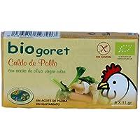Biogoret Cubitos de Caldo de Pollo Ecológicos -24