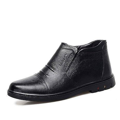 Xiazhi-shoes , Botas de Moda para Hombre con Botines clásicos y cómodos Cómodos Botas