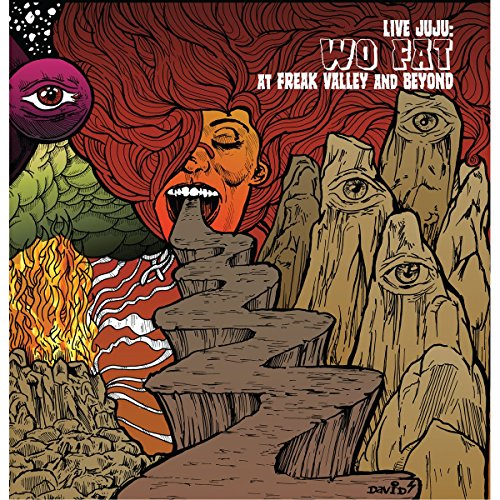 Live Juju: Freak Valley And Beyond (Fat Wo Vinyl)