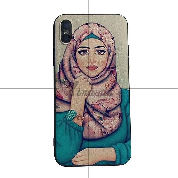 coque iphone 7 hijab