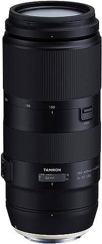 tamron 100-400mm telephoto lens