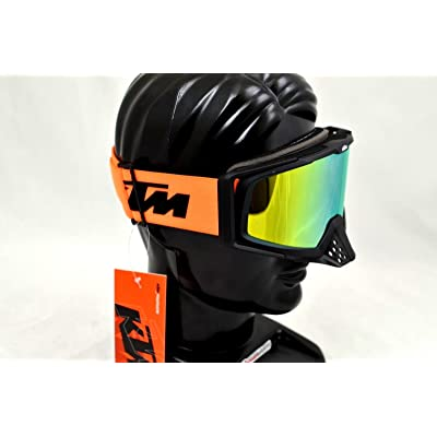 KTM Off Road Racing Goggles Black 3PW1928400: Automotive [5Bkhe0410607]