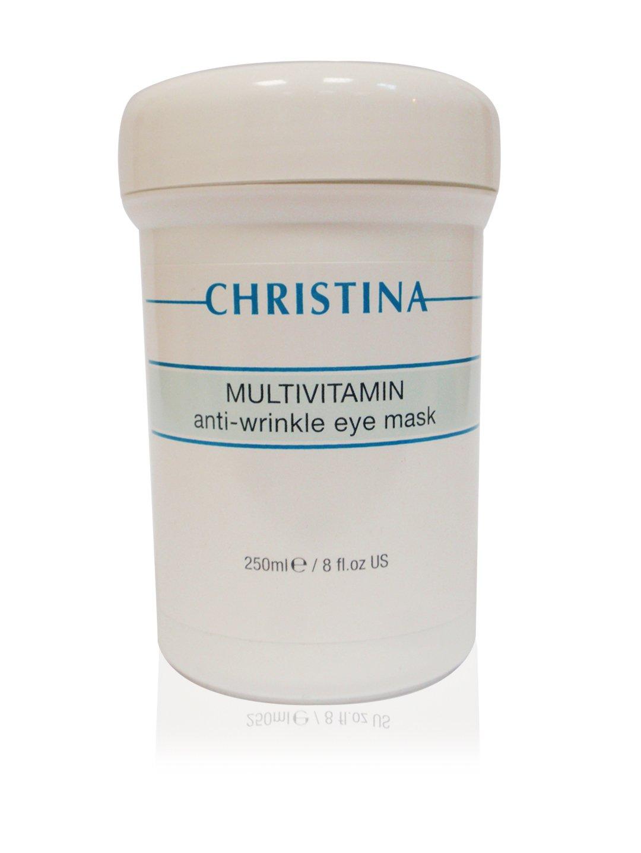 Christina Eye Treatment Multivitamin Anti Wrinkle Eye Mask 250ml 8.5fl.oz by Christina