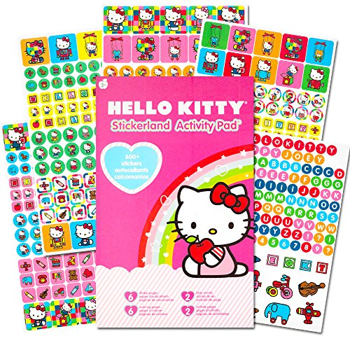 Hello Kitty Stickers Party Favor Pack (624