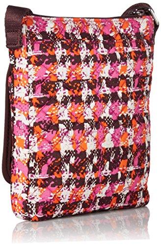 Cotton Signature Mini RFID Houndstooth Tweed Bradley Iconic Vera Hipster YwpqC1anx