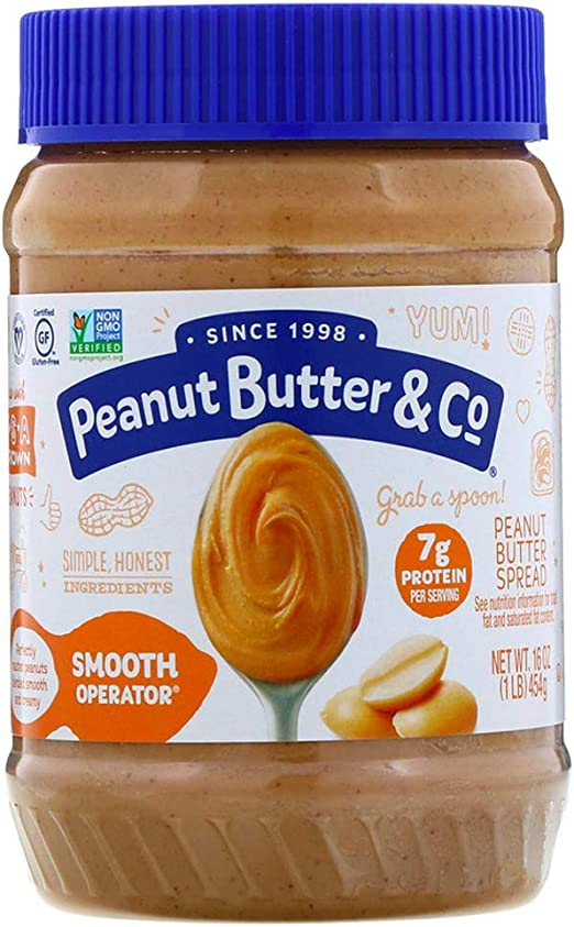 Peanut Butter & Co, Mantequilla de cacahuete - 454 gr.