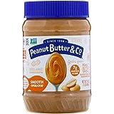 Peanut Butter & Co. - 没有搅拌天然奶油花生酱平滑算子 - 16盎司