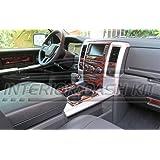 dodge ram 1500 2500 3500 interior wood dash trim kit set 2009 2010 2011 2012 - 2013 Dodge Ram 2500 Interior