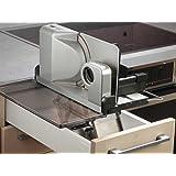 ritter metall einbau allesschneider aes 72 sr h silbermetallic rechts 1 st ck 546005 amazon. Black Bedroom Furniture Sets. Home Design Ideas