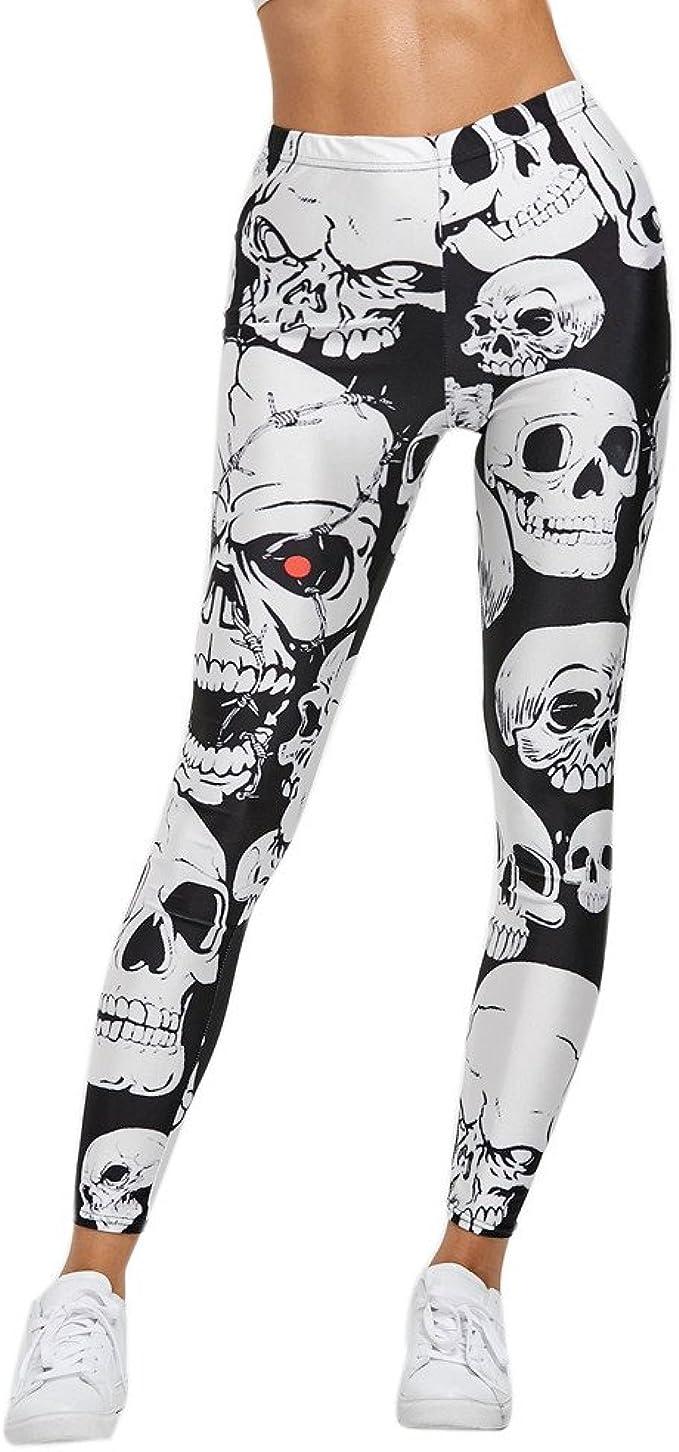 Acheter legging tete de mort online 3
