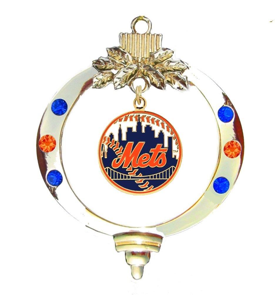 Amazon.com : New York Mets Christmas Ornament : Sports & Outdoors