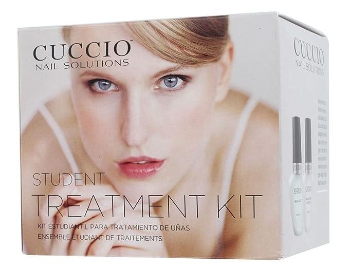 Cuccio Student Starter Treatment Kit - 8 Piece: Amazon.co.uk: Beauty