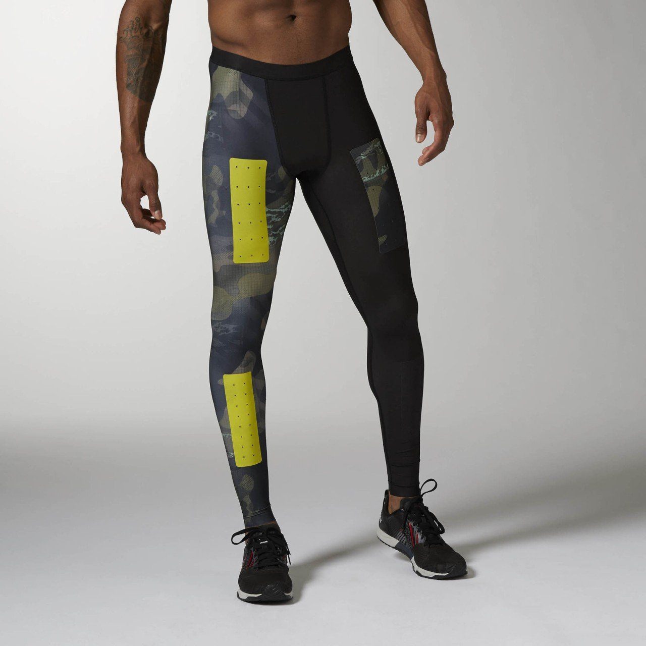 RCF Reebook Comp Tight-Calzamaglia da uomo Reebok RCF Comp Tight