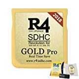 2018 R4i SDHC Gold Pro with USB Adapter for