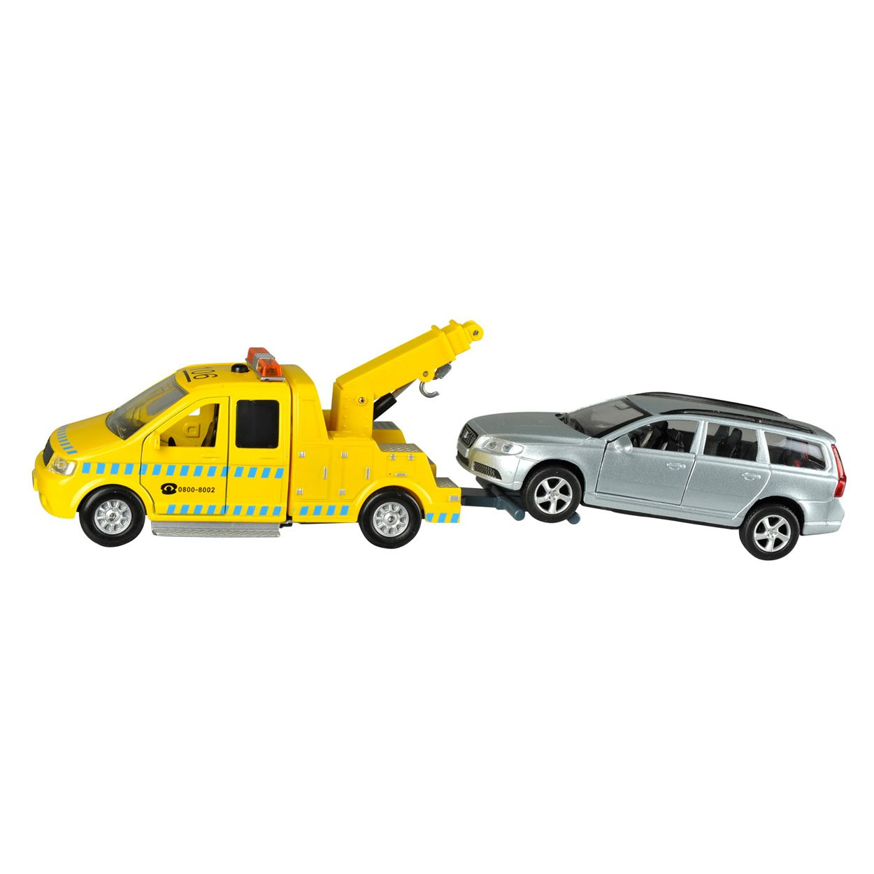 Volvo Car E Roulotte colori assortiti Speelgoed 52.1630