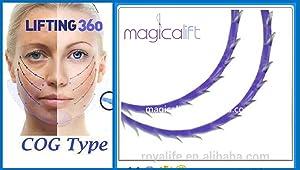 Magik Lift 3D COG PDO Thread Lift 3D-21G-60MM (5 pcs)