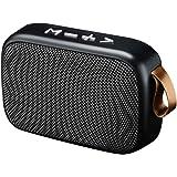 SEEDARY Mini Bocina Bluetooth 4.2 Inalámbrico Bocina Radio FM Sonido Estéreo HiFi, Llamadas Manos Libres, Bocina…