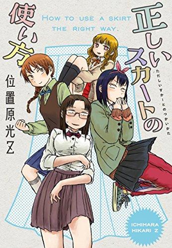 正しいスカートの使い方 (楽園コミックス)