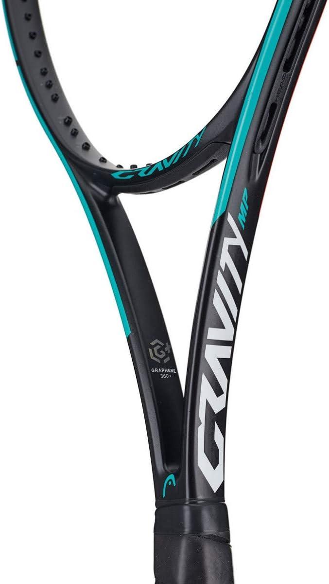 Amazon.com : Head Graphene 360+ Gravity MP Tennis Racquet ...