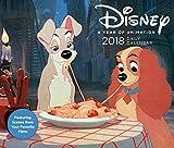 Disney 2018 Daily Calendar
