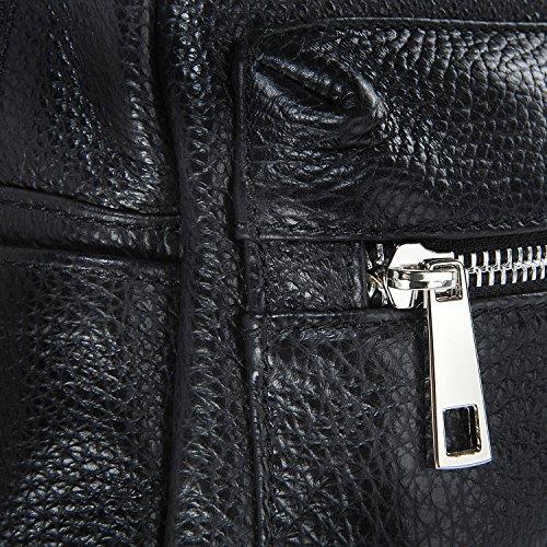 à modèle Modèle femme Sac MY en Dos BAG Noir petit cuir OH Kyoto OSnfRxf