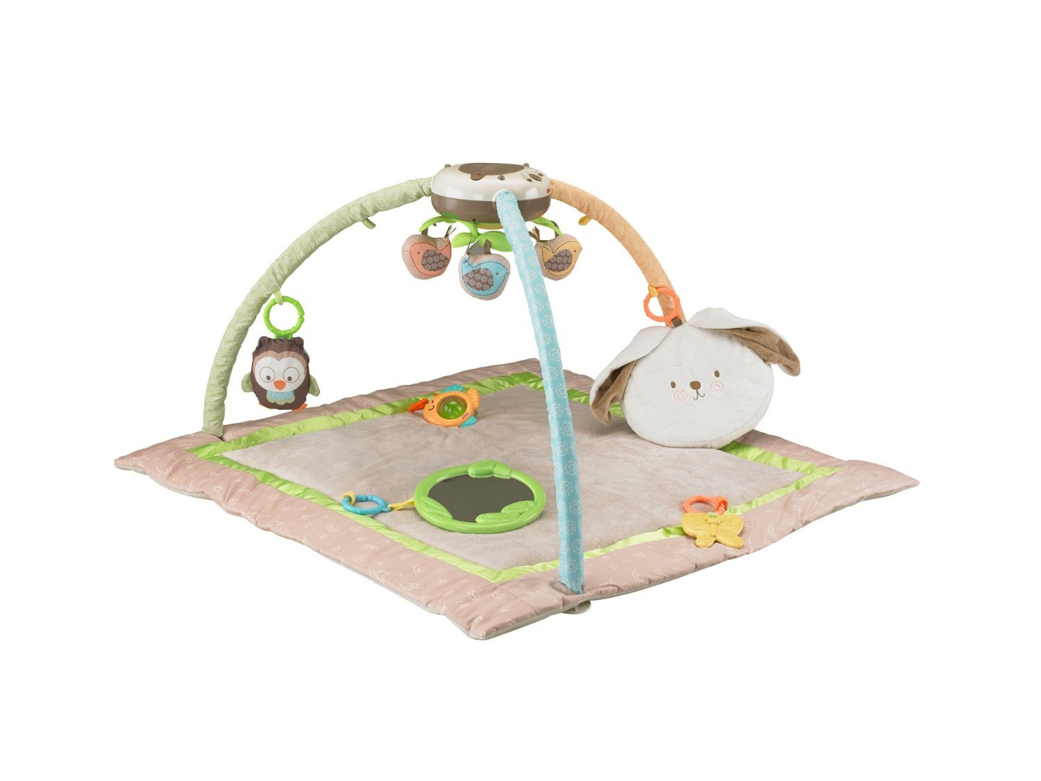 Fisher-Price Moonlight Meadow Deluxe Play Gym CLJ47