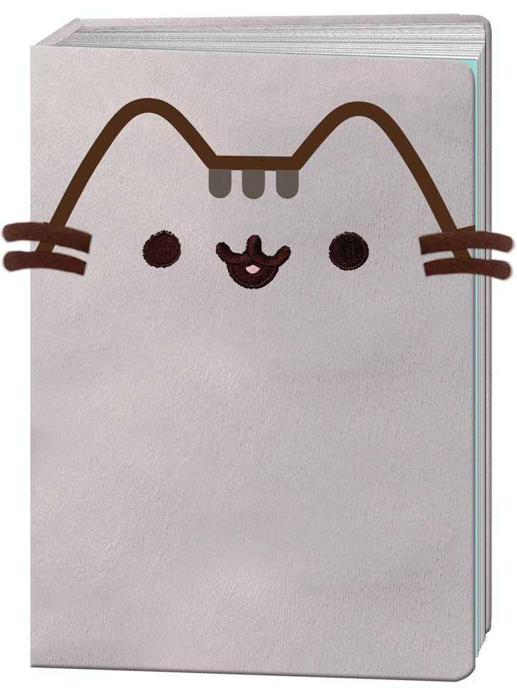 Pusheen® Plush Notebook