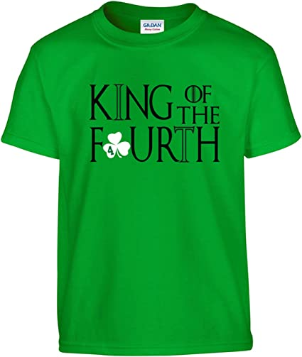 The Silo Green IT Boston King of 4th T-Shirt