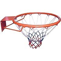 Delta Ds 1062 Basketbol Çemberi, Unisex, Kırmızı, Tek Beden
