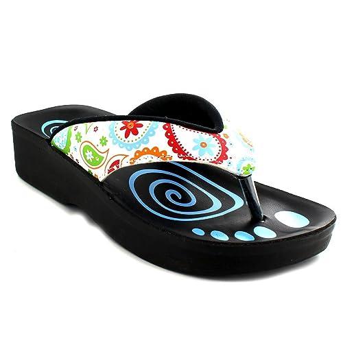 8ab20b67ce7c0b Aerosoft Airborn Girl s Sandals 11 Blue  Amazon.ca  Shoes   Handbags