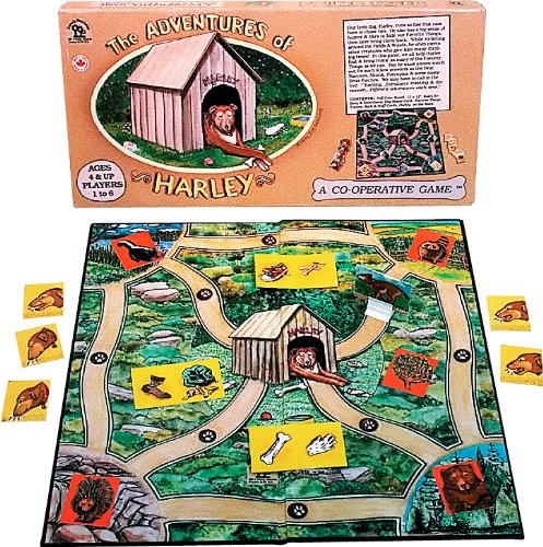 Harley Farms - Family Pastimes The Adventures of Harley - A Co-operative Game