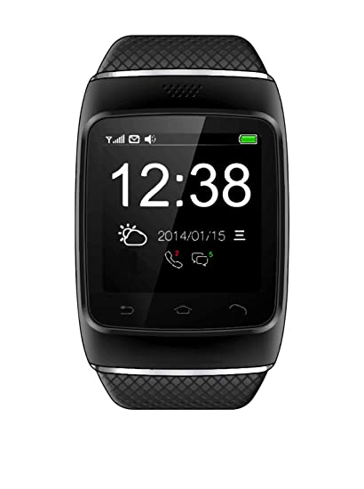 Unotec Reloj Bluetooth Watch-BT