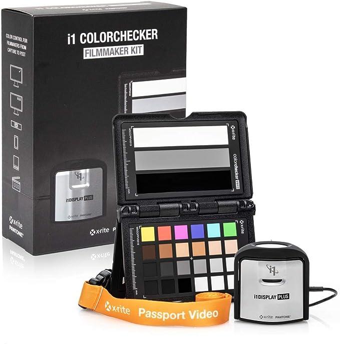 X Rite I1 Colorchecker Filmmaker Kit Kamera