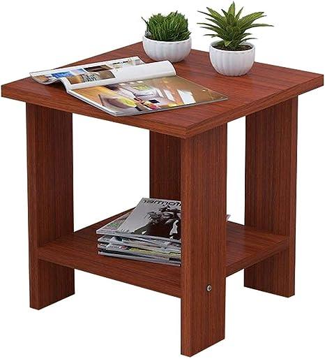 Eeayyygch Table en Bois carrée, Table de Salle à Manger de ...