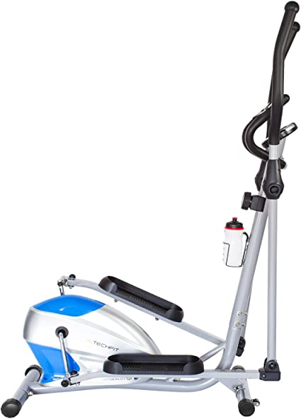 TechFit OptimusCity Cross Trainer, Bicicleta elíptica para el ...