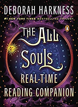 The All Souls Real-time Reading Companion by [Harkness, Deborah]
