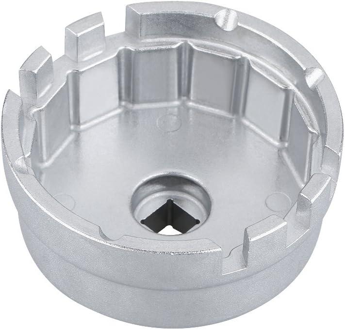 Filterro de aceite llave de aluminio para Toyota Prius Corolla Rav4 Auris Envío