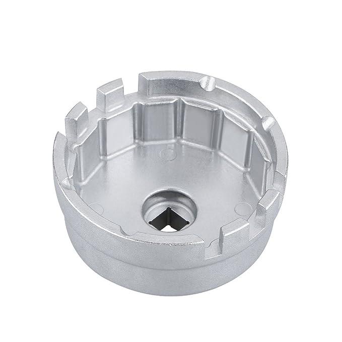 Andux Zone Llave de filtro de aceite para Toyota/Lexus LQQBS-02: Amazon.es: Coche y moto