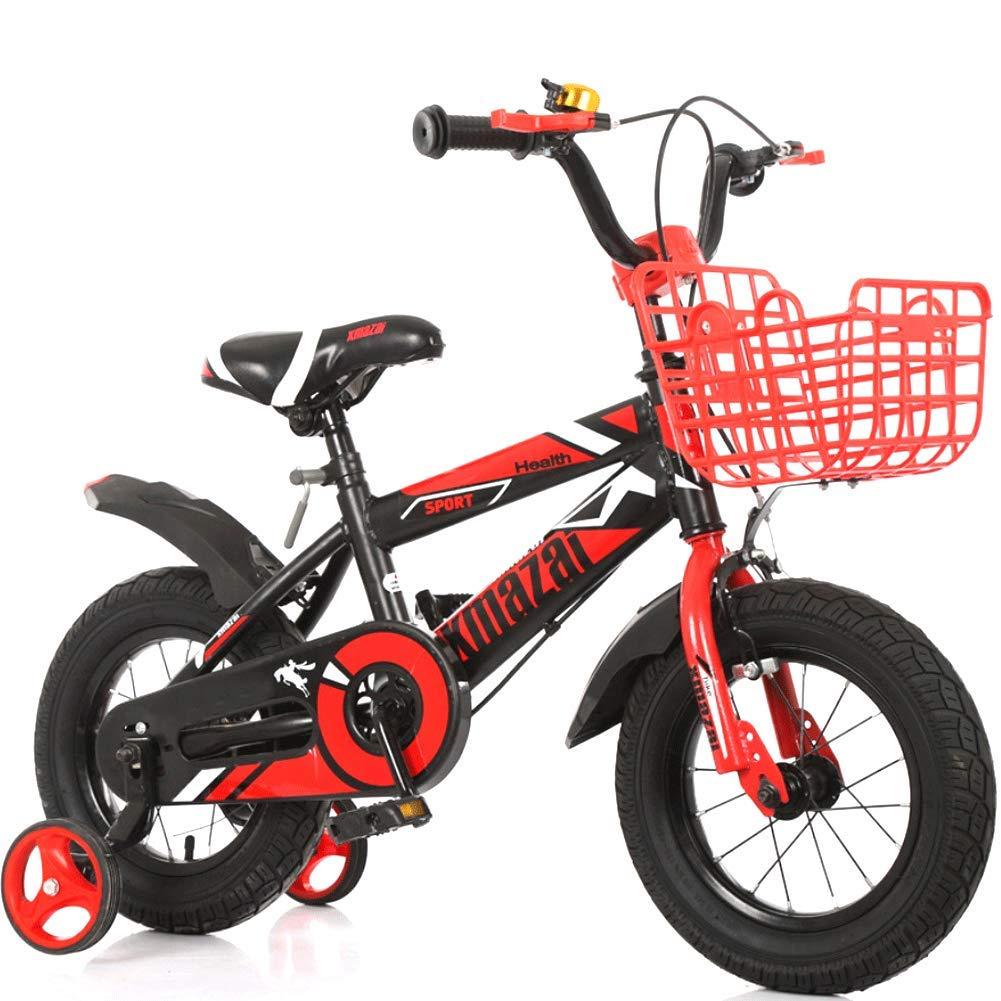 azul Bicicleta de niños Bicicleta 12inches