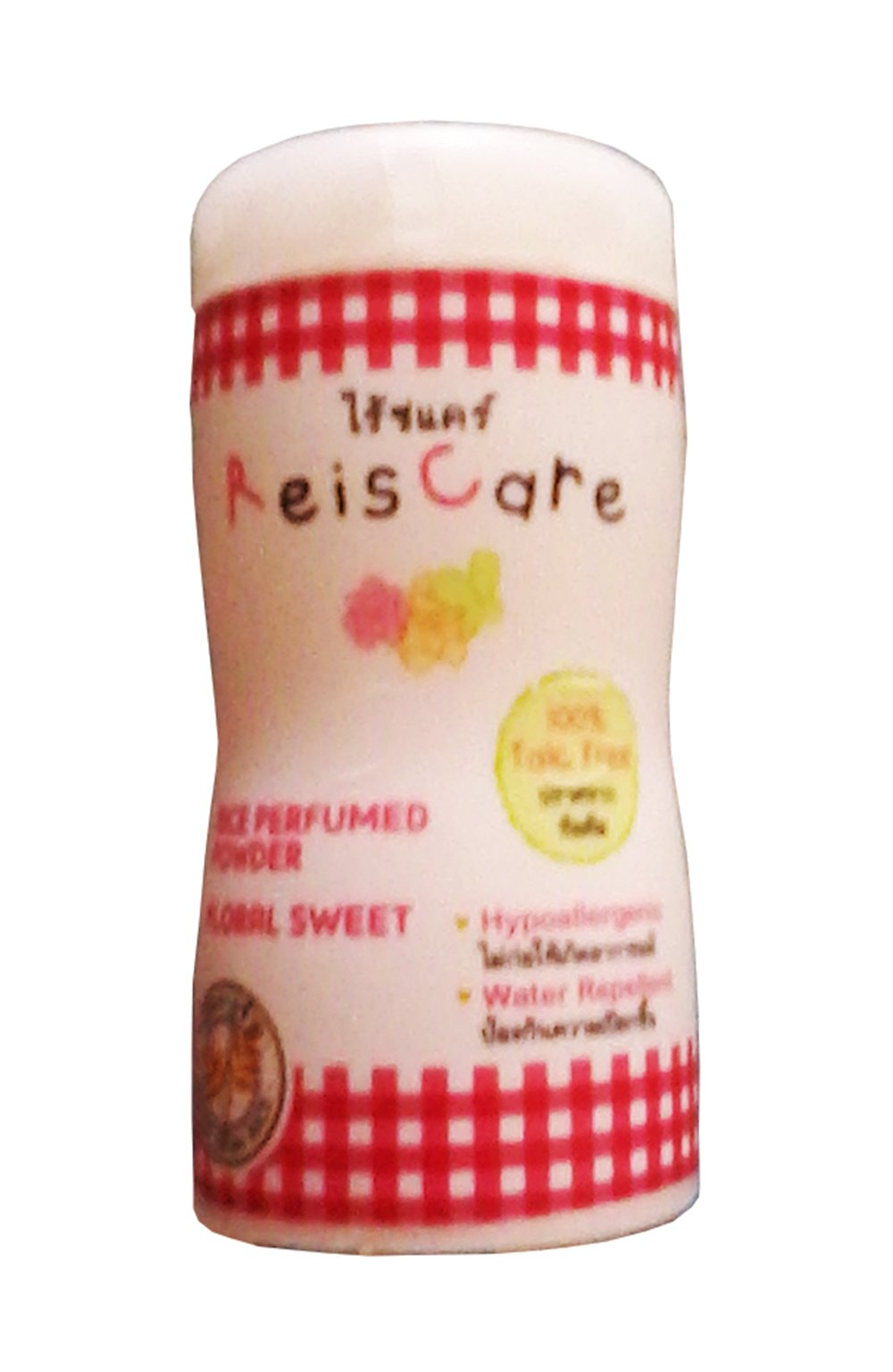 Set of 6 Reis Care Rice Perfumed Powder Floral Sweet 100 % Talc Free (Made From Rice) by Reis Care