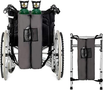 Amazon.com: Oxygen - Soporte de mochila para silla de ruedas ...