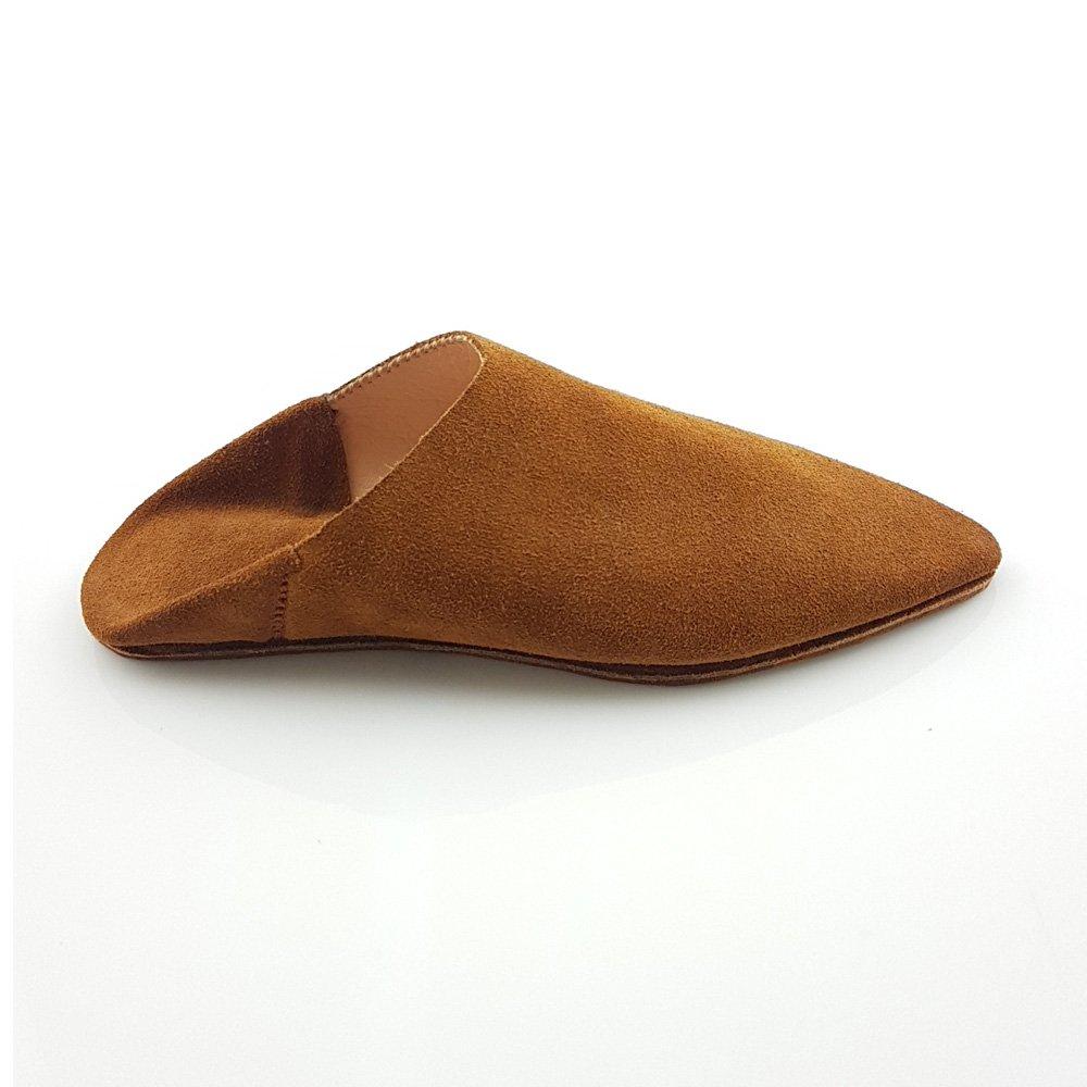 74c5ba5fb3f1a Amazon.com   ArtOuarzazate Clay Babouche Moroccan Women's Leather ...