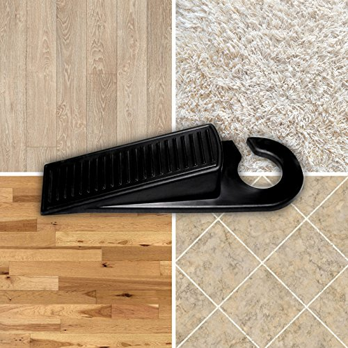 Door Stopper 4 Pack Set By Kadrico All Floor Surface