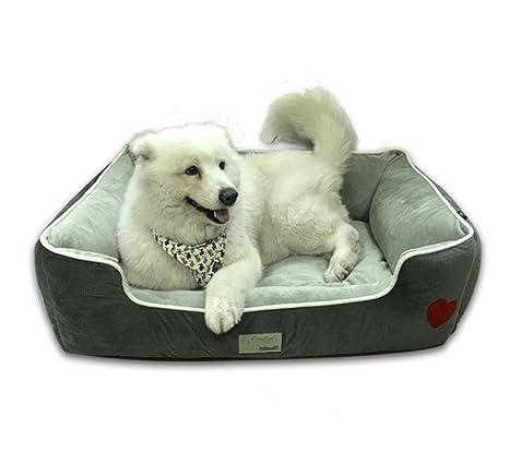 Gatos y perros mascota cama lavable a prueba de agua pequeños perros medianos y grandes pueden