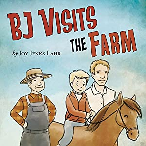 BJ Visits the Farm Audiobook