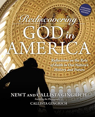 Rediscovering God in America: Reflections on the Role of Faith in Our Nation's History and Future pdf epub