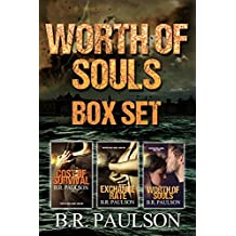 Worth of Souls Series Box Set Books 1 - 3 : dystopic fiction