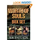 Worth of Souls Series Box Set Books 1 - 3 : dystopic fiction