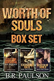 Worth of Souls Series Box Set Books 1 - 3 : dystopic fiction by [Paulson, B.R.]